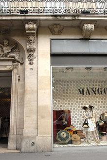 Mango bld Haussmann