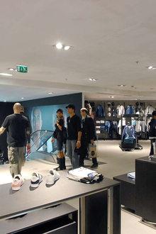 Adidas Champselysees