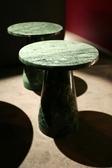Green Marble Stool Milan  Mr