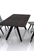 R Slab Table And Tall Chair Formal Mr