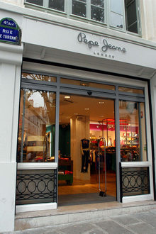 Pepe Jeans r Turenne