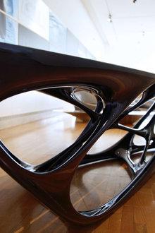 Hadid Mesa Table For Vitra
