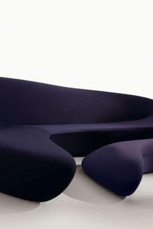 Hadid Moon Sofa For B B Italia