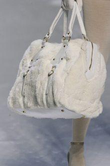 сумки из меха от Blugirl by Blumarine осень-зима 2008/09.