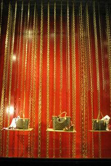 Louis Vuitton New Bond str