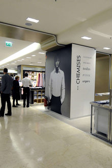 Galeries Lafayette Homme