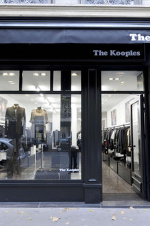 The Kooples av V Hugo