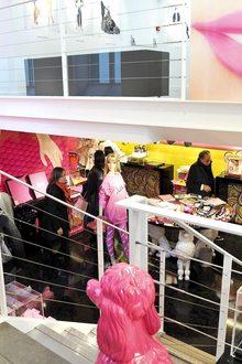 Barbie Chez Colette