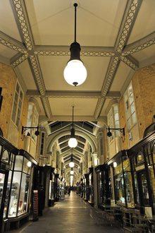 Burlington Arcade Piccadilly