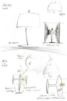 Schizzi Sketchesavion