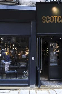 Scotch&Soda r Vieille Temple
