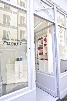 Pocket de Comme des Garçons r Vieuville