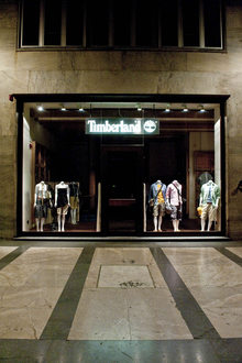 Timberland cso Matteotti