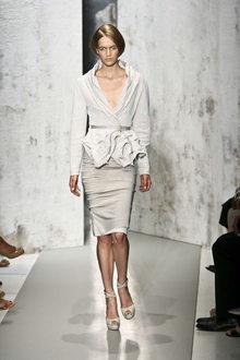 super popular f1147 0110f Donna Karan Collection Primavera/Estate 2010, Womenswear ...