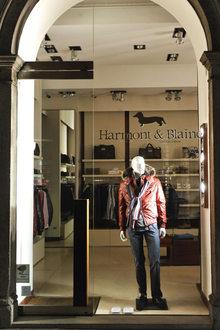 Harmont and Blaine v della Spiga