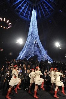 Sonia Rykiel for H&M - Grand Palais, Paris - December 2009