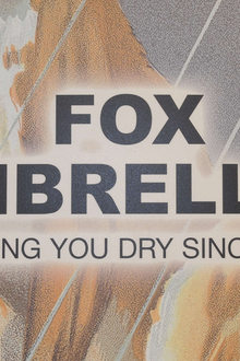 Fox Umbrellas Maw