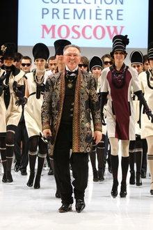 CPM Moscow Catwalk Slava Zaitsev 2010 - 02