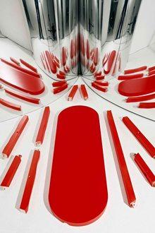 Tom Dixon Fluoro Offcut Bench Brand Image