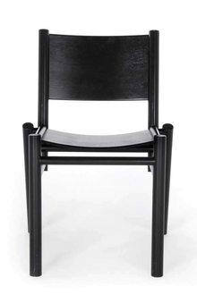 Tom Dixon Peg Chair Black Image