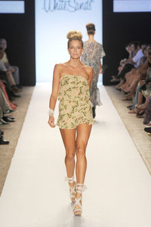 Mercedes-benz Fashion Week Miami (swimwear)