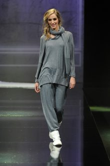 Salon de la Lingerie Défilé Loungewear 2012 - 01