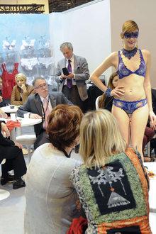 Salon de la Lingerie 2012 - 01