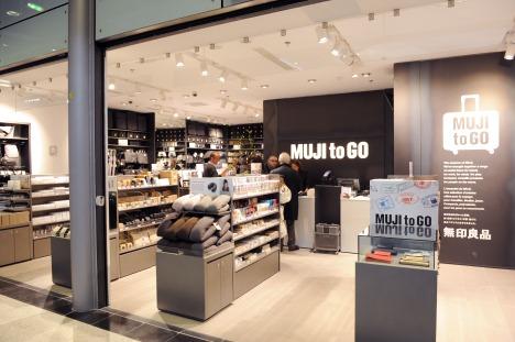Muji To Go Gare Saint Lazare Shops 9927 United Kingdom