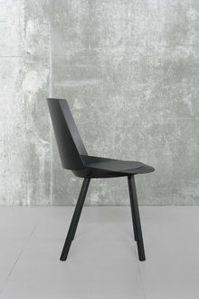 E Ch Houdini Chair Black